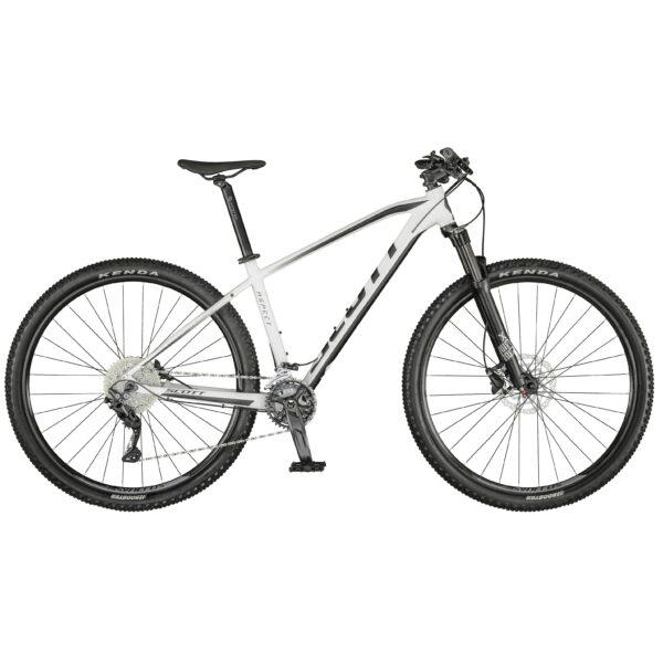 Bicicleta Scott Aspect 930 modelo 2021 color pearl white