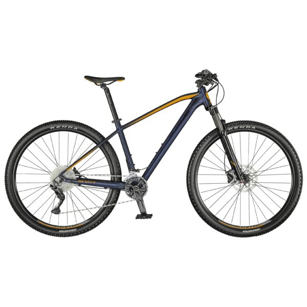 Bicicleta Scott Aspect 930 modelo 2021 color stellar blue