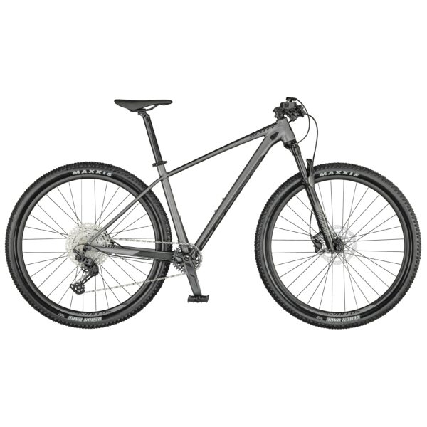 Bicicleta Scott Scale 965 modelo 2021 color grey