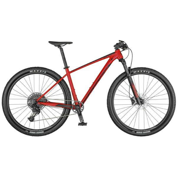 Bicicleta Scott Scale 970 modelo 2021 color red
