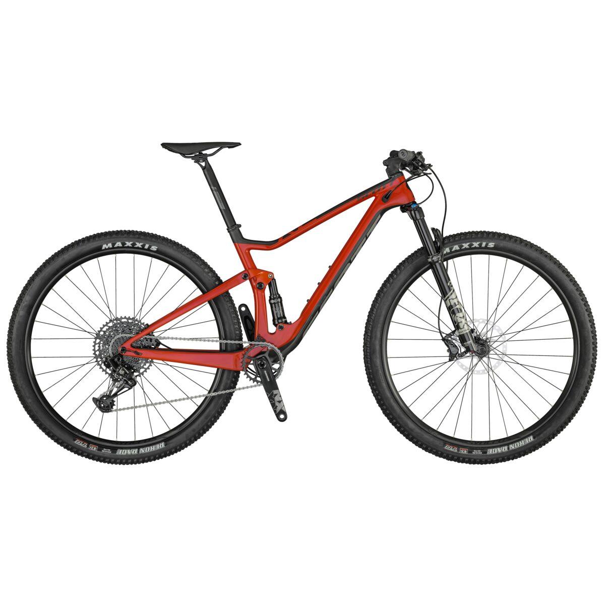 BICICLETA-SCOTT-SPARK-900-COMP color RED