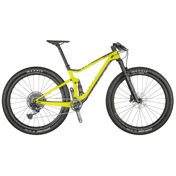 BICICLETA-SCOTT-SPARK-RC900-WC color YELLOW