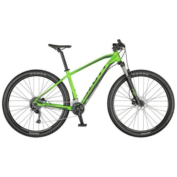 BICICLETA-SCOTT-ASPECT-950 color Green