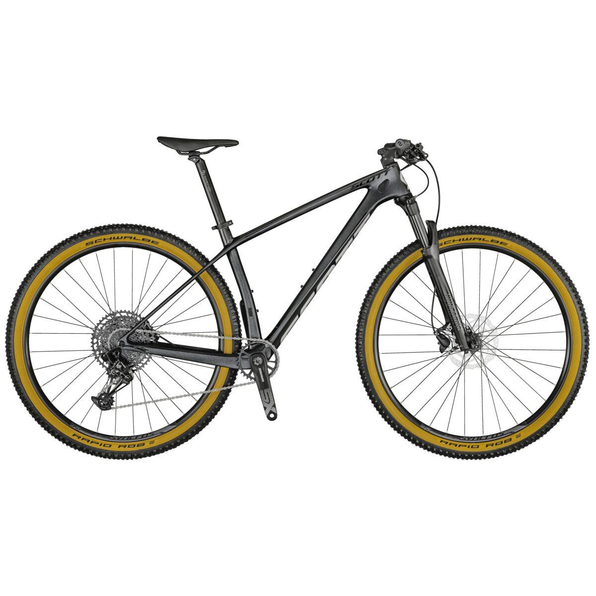 BICICLETA-SCOTT-SCALE-940 color GRANITE BLACK