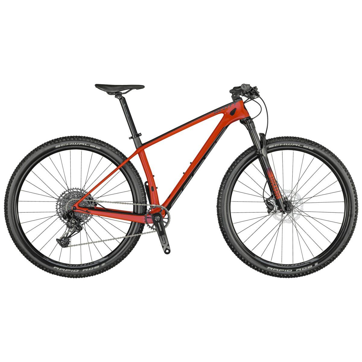 BICICLETA-SCOTT-SCALE-940 color RED