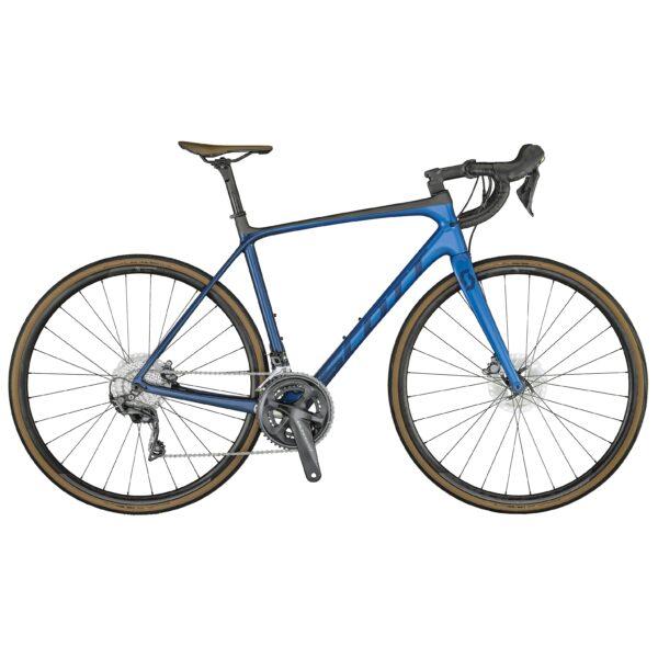 BICICLETA-SCOTT-ADDICT-10 color MARINE-BLUE