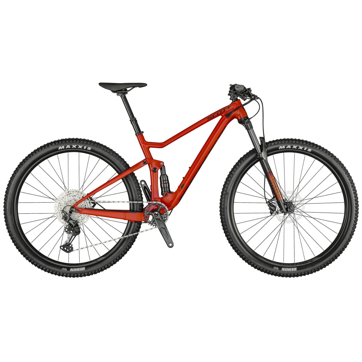 BICICLETA-SCOTT-SPARK-960 color RED