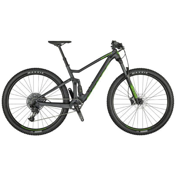 BICICLETA-SCOTT-SPARK-970 color GRANITE-BLACK