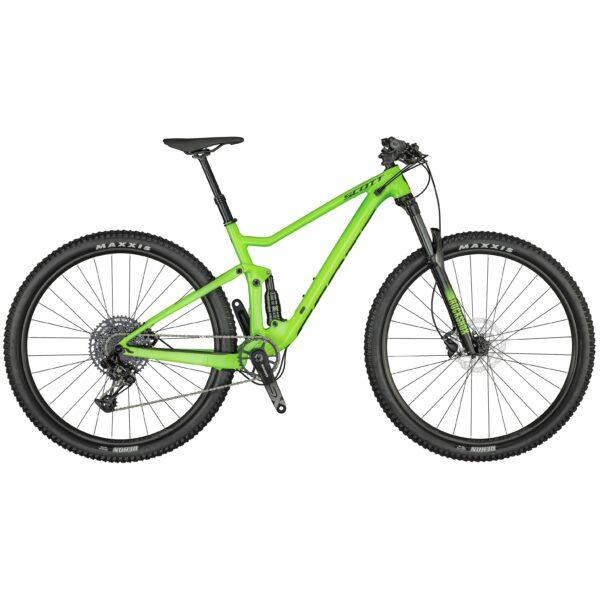 BICICLETA-SCOTT-SPARK-970 color GREEN