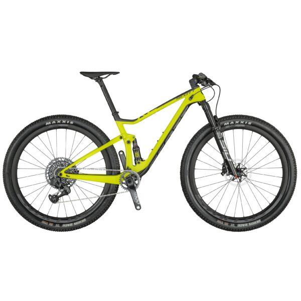 BICICLETA-SCOTT-SPARK-RC900-WC-AXS color YELLOW